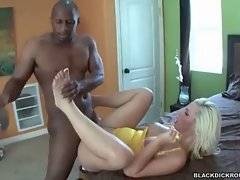 Naughty and hot Taylor Ray likes big phallus