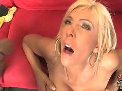 Naked Misty Vonage is here to suck big dicks