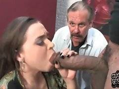 Adorable Tiffany Star is doing nonstop blowjob