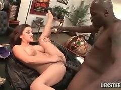 Busty sweet slutie gets her pussy licked.