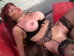 In this porn video you can see hot Vanessa