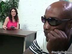 Wesley Pipes comes to sexy therapist Sarah Shevon with his white women obsession.