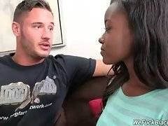 Jezabel Vessir finds out that her boyfriend wants to watch her getting fucked.